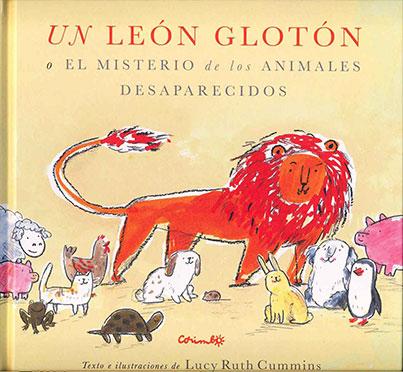 UN LEON GLOTON