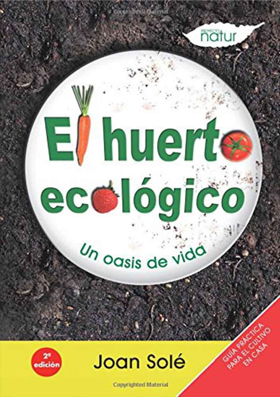 EL HUERTO ECOLOGICO
