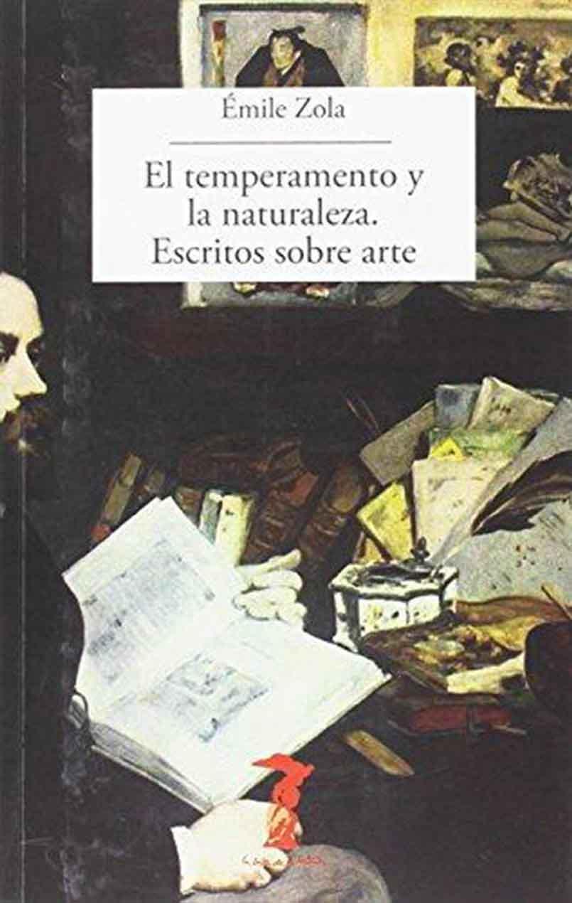 EL TEMPERAMENTO Y LA NATURALEZA. ESCRITOS SOBRE ARTE