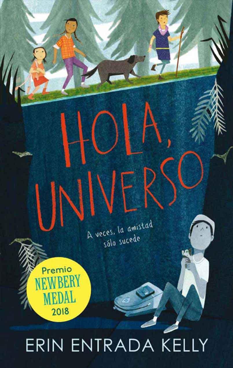 HOLA UNIVERSO