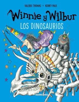 WINNIE Y WILBUR. LOS DINOSAURIOS