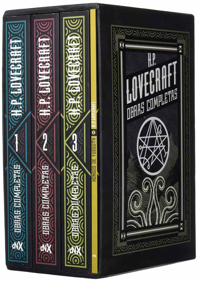 HP LOVECRAFT. OBRAS COMPLETAS