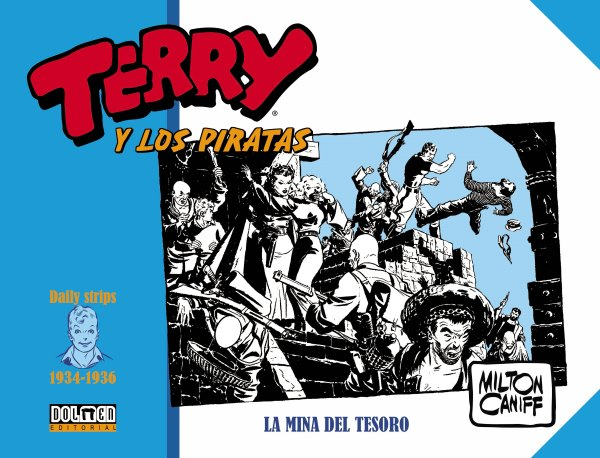 TERRY Y LOS PIRATAS (1934-1936)