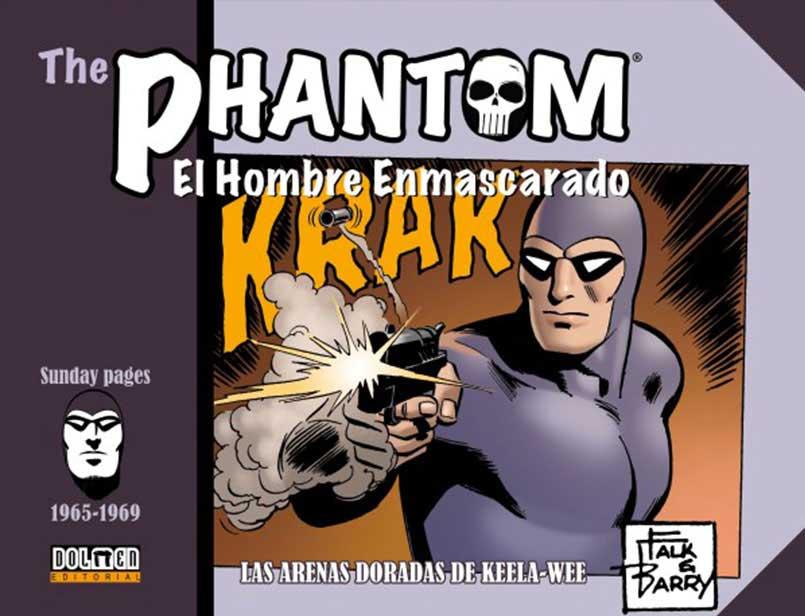 THE PHANTOM (1965-1969) EL HOMBRE ENMASCARADO