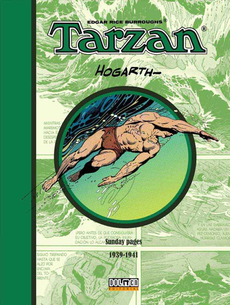 TARZAN VOL. 2 (1939-1941)
