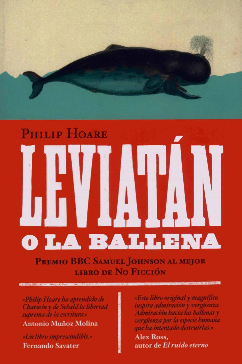 LEVIATAN O LA BALLENA (BOLSILLO)