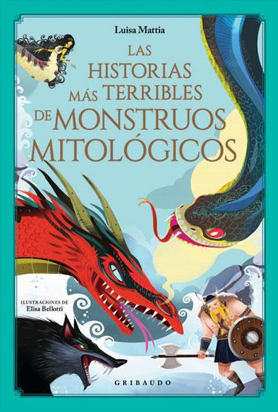 LAS HISTORIAS MAS TERRIBLES DE MONSTRUOS MITOLOGICOS