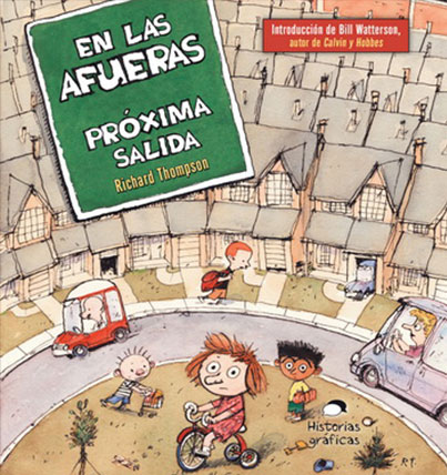 EN LAS AFUERAS. PROXIMA SALIDA