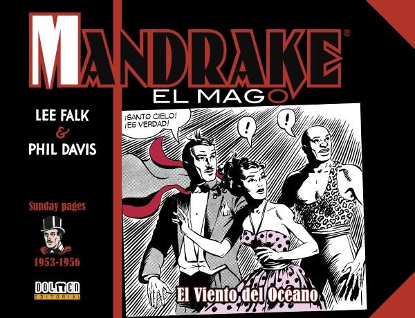 MANDRAKE EL MAGO 1953-1956