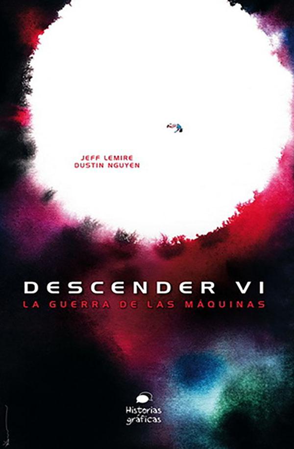 DESCENDER 6. MAQUINA DE GUERRA