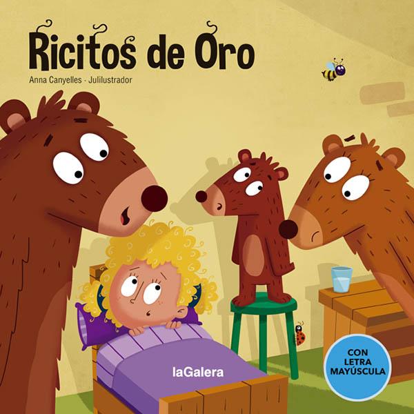 RICITOS DE ORO