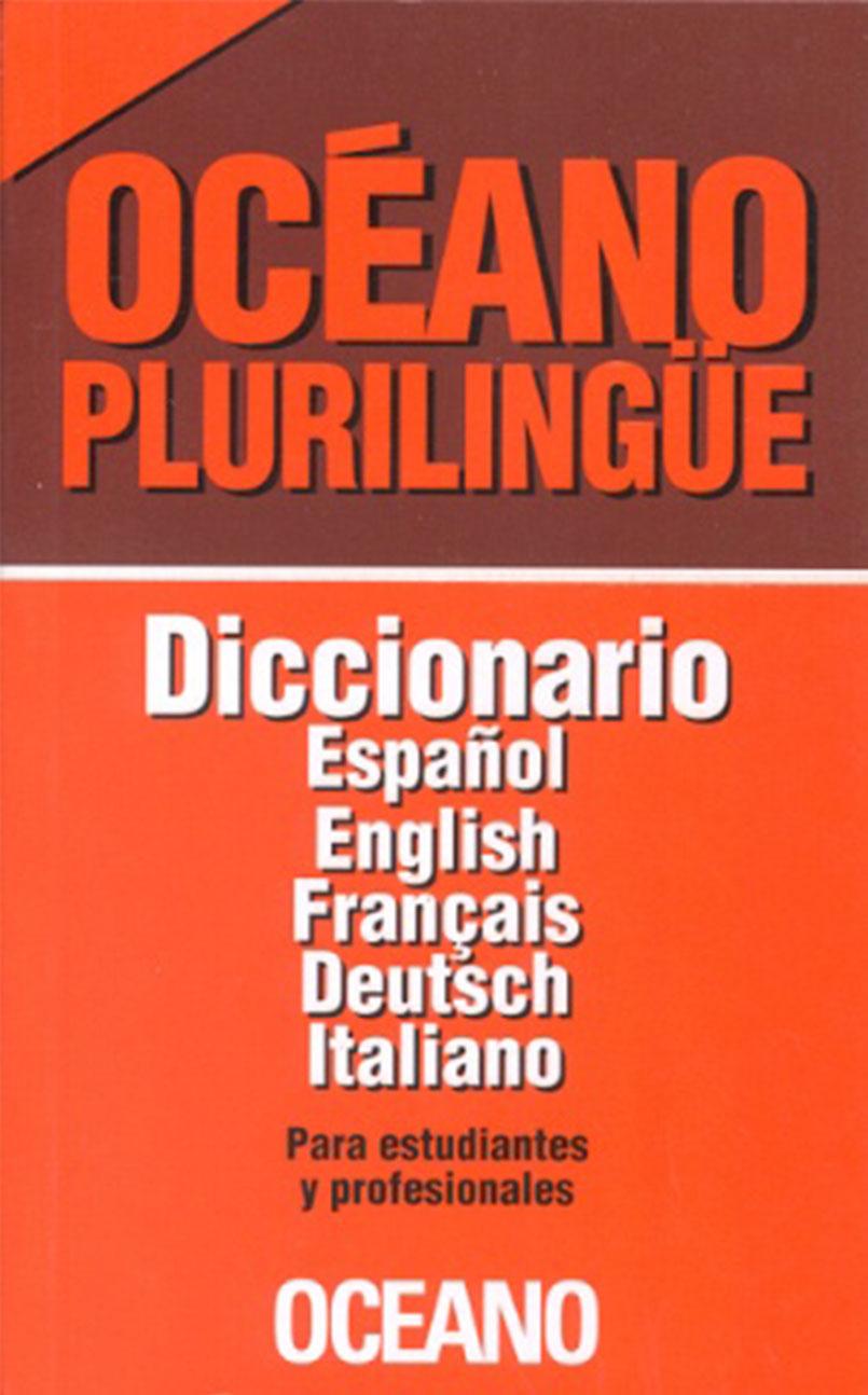 DICCIONARIO OCEANO PLURILINGÜE