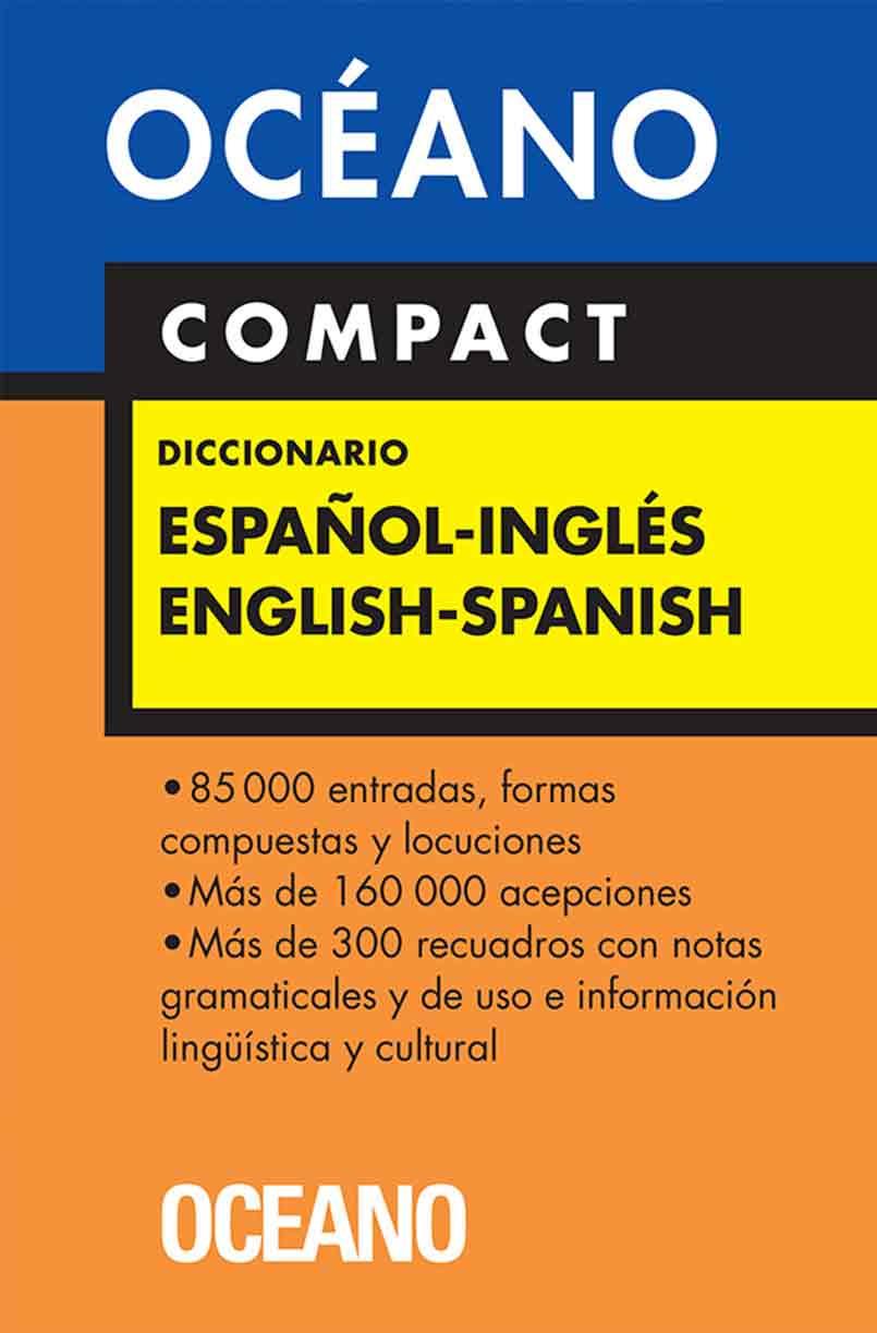 OCEANO ESPAÑOL-INGLES COMPACT