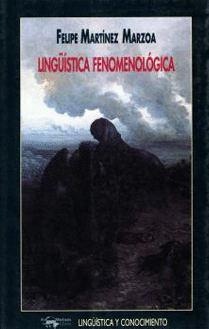 LINGÜISTICA FENOMENOLOGICA