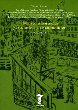 HISTORIA DE LAS IDEAS ESTÉTICAS Y DE LAS TEORIAS ARTISTICAS CONTEMPORANEAS 2