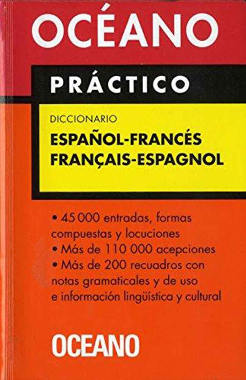 DICCIONARIO OCEANO ESPAÑOL - FRANCES  PRACTICO