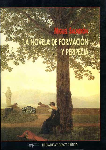 LA NOVELA DE FORMACION Y PRIPECIA