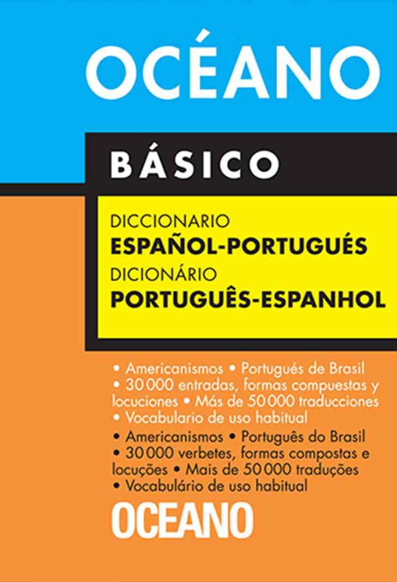 DICCIONARIO OCEANO ESPAÑOL-PORTUGUES BASICO