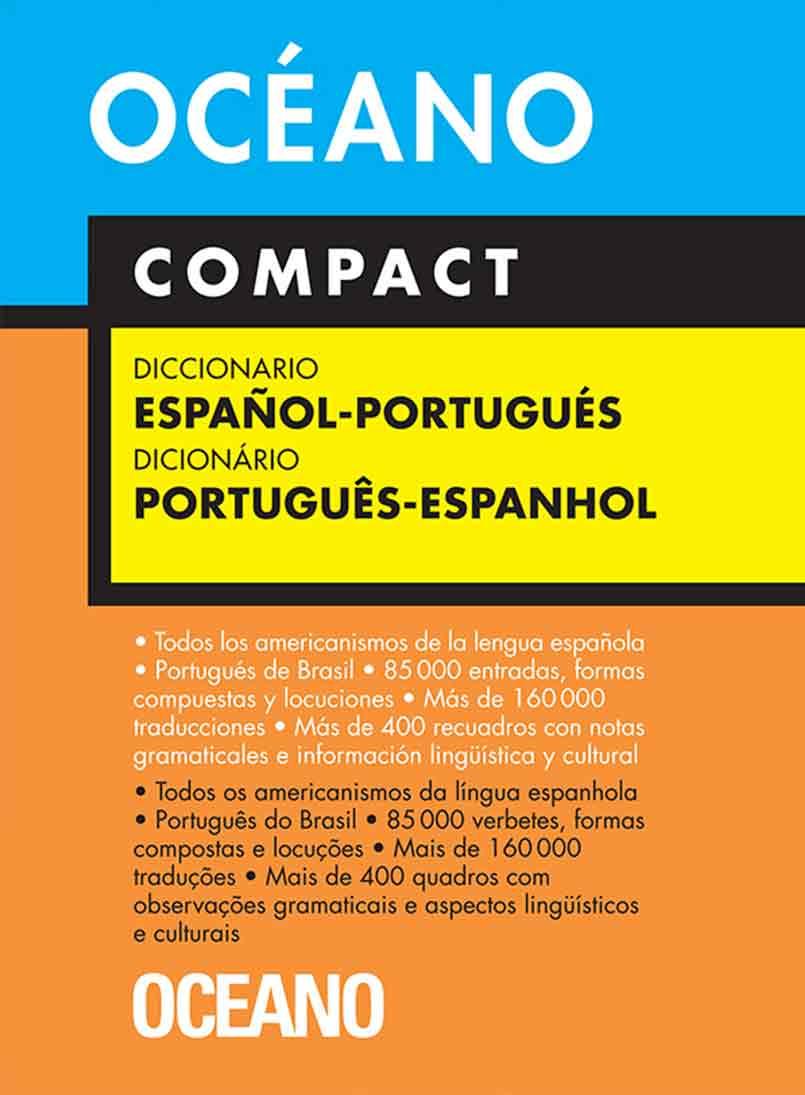 DICCIONARIO OCEANO ESPAÑOL-PORTUGUES COMPACT