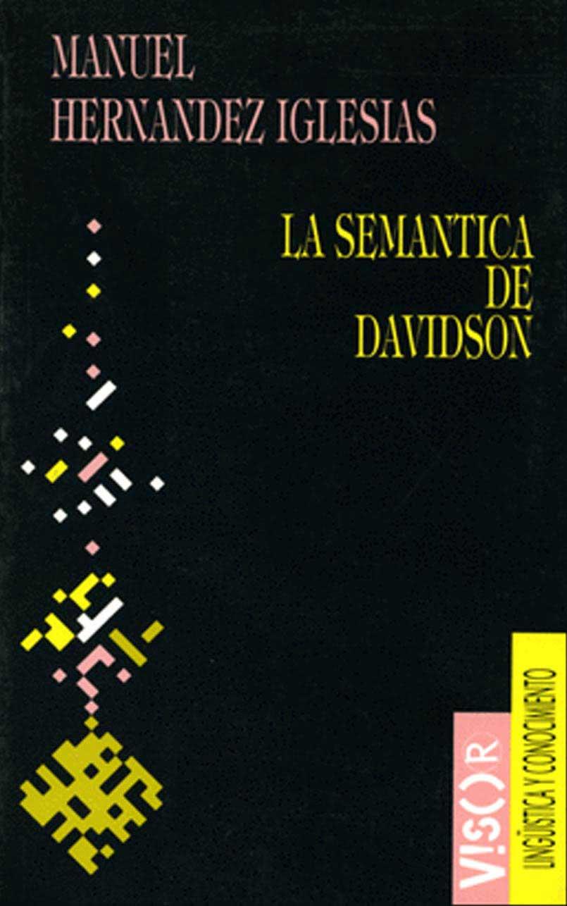 LA SEMANTICA DE DAVIDSON