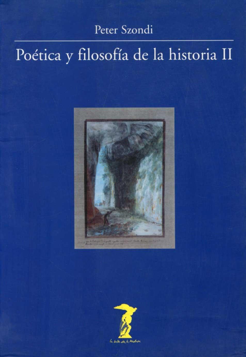 POETICA Y FILOSOFIA DE LA HISTORIA II