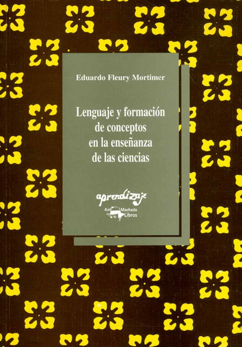 LENG. Y FORM. DE CONCEPTOS EN LA ENSEÑANZA DE LAS CIENCIAS