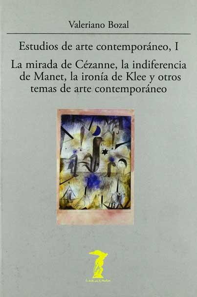 ESTUDIOS DE ARTE CONTEMPORANEO I