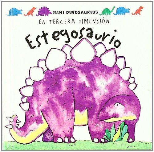 ESTEGOSAURIO. EN TERCERA DIMENSION