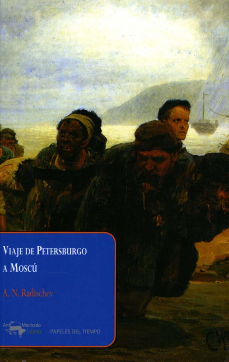 VIAJE DE PETERSBURGO A MOSCU